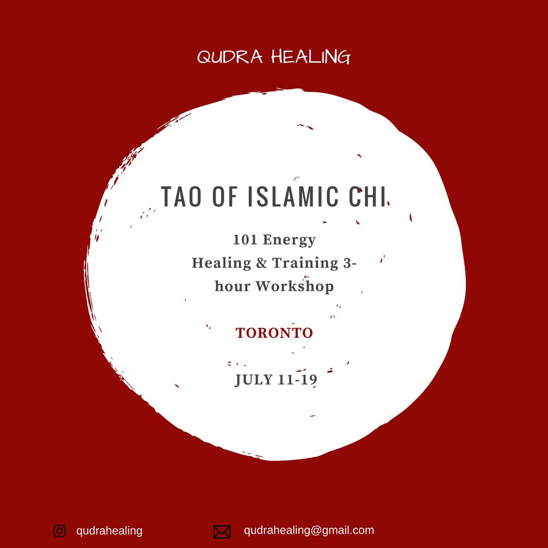 TAO OF ISLAMIC CHI